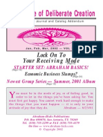Abraham-Hicks Journal Vol 19 - 2002.1Q