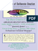 Abraham-Hicks Journal Vol 23 - 2003.1Q
