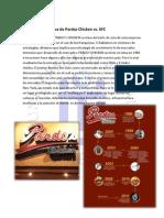 Ventaja Competitiva de Pardos Chicken vs Kfc