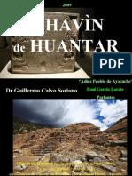 Templo de Chavin de Huantar Gran Centro de Peregrinaciones del Antiguo Perú