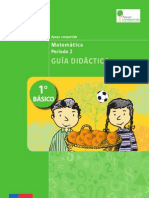 1basico-Guia Didactica Matematica Segundo Semestre