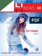 Cali News Iarna 2013
