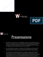 Presentazione Wondermark 2009