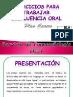 Disfluencia Oral