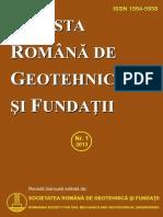 Conferinta Geotehnica
