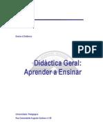 Didactica Geral Modulo