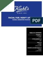 Facial Fuel Heavy Lifting
