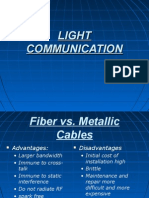 Fiber Optical Communication System