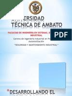 Mantenimiento RCM Y TPM