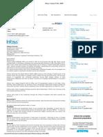 Infosys Company Profile 29539