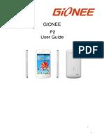 P2 User Manual