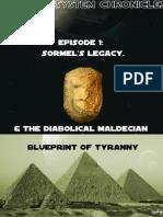 Episode 1 - Sormel & the Teachers From Hamp Radiar (Uranus) (the Lost Arc)