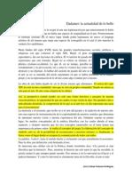 Reporte de Lectura Gadamer Semiotica