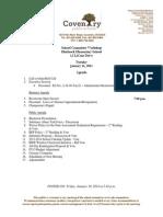 January 14 Sc Agenda (Br) 2