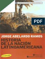 Jorge Abelardo Ramos - Historia de la Nacion Latinoamericana.pdf