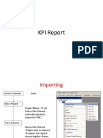 KPI Report by GENEX Assistant