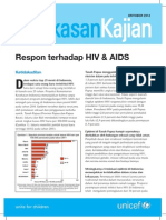 A4 - B Ringkasan Kajian HIV