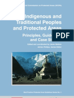 WCPA 2000 Areas Protegidas