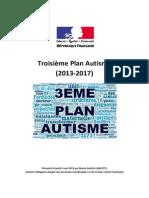 Plan Autisme2013