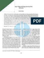 Analisis Ekspor Minyak Kelapa Sawit (CPO) Indonesia