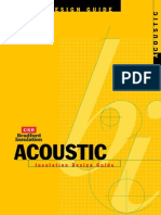 Acoustic Guide
