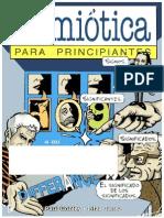 Cobley Paul - Semiotica Para Principiantes