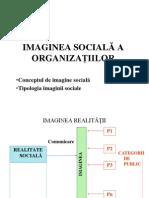 Prelegerea 1. Imaginea Sociala. Sistemul Indicatorilor de Imagine