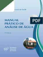 Manual Pratico de Analise de Agua