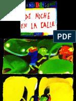 DE NOCHE EN LA CALLE - ÁNGELA LAGO