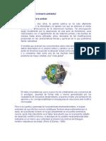 Introducción a la historia ambiental