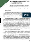 05 Reflexiones Sobre Inconstitucionalidad y Arbitraje