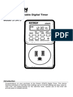 Manual de utilizare TG-K28