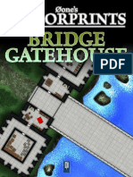 0One's Colorprints - Bridge Gatehouse (COL04)