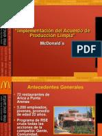 McDonalds Diapo