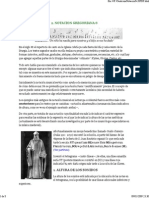 Notacion Gregoriana