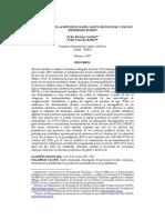 Analisis Eficiencia Gasto Municipal. FRANCKE