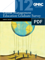 2012 Gmegs Survey Report Early Release