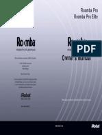 Roomba Manual