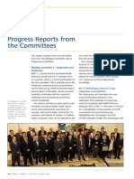 International Gas Union Programme Committees Progress Report