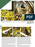 Revo Mag Polygon DHX Review