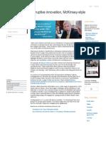 Disruptive Innovation, McKinsey-Style _ McKinsey & Company