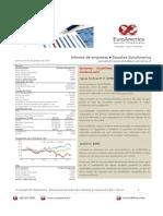 Euroamérica, 2011. Informe de empresas. Estudios Euroamérica.