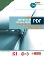 Evaluación y estudio sector fabricación componentes automoción