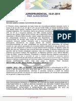 Coluna Jurisprudencial 10.01.2014 Clvis Feitosa