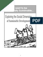Social Sustainability