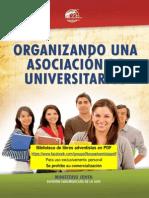 DIVISION SUDAMERICANA, Organizando Una Asociacion de Universitarios