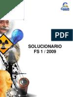 Solucionario FS-01 (2009)