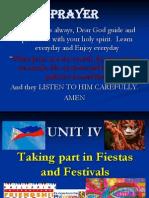 Festival and Fiesta