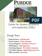 CSEL Presentation