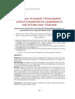 Chlamidia Nailet y Valmore C Psittaci Rev Salud Publica